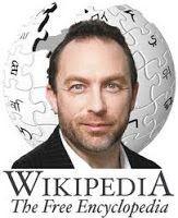 fundador de Wikipedia