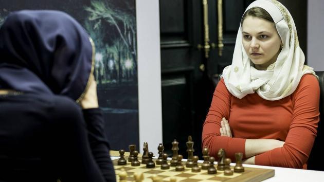 mujeres y ajedrez