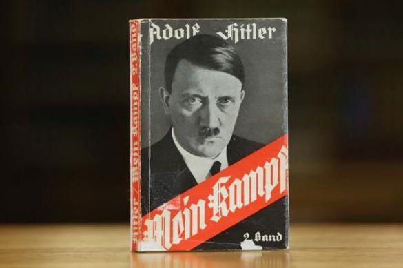 Mein Kampf, Hitler