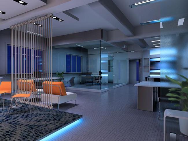 la oficina de la empresa moderna parte 2 costalerena